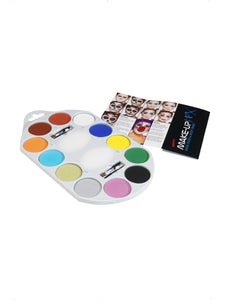 Smiffys Face Paint Kit