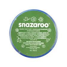 Snazaroo Classic Colours Grass Green 18ml