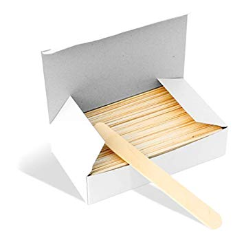 Wooden Mixing / Application Spatulas