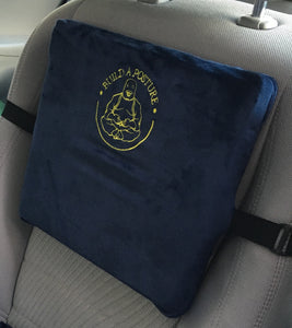 Back Pad for Car Seat by Build-a-Posture