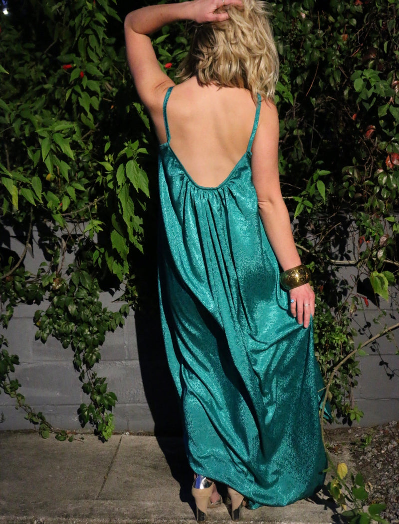 Walking Down the Hall of Mirrors Flo Maxi Dress