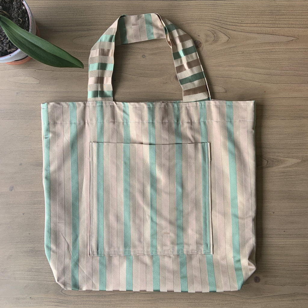 Beautiful TJF signature large tote