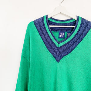Vintage Unisex Oversized Cozy Pullover Sweater