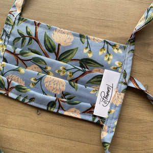 TJF Mask - Rifle Paper Co Floral