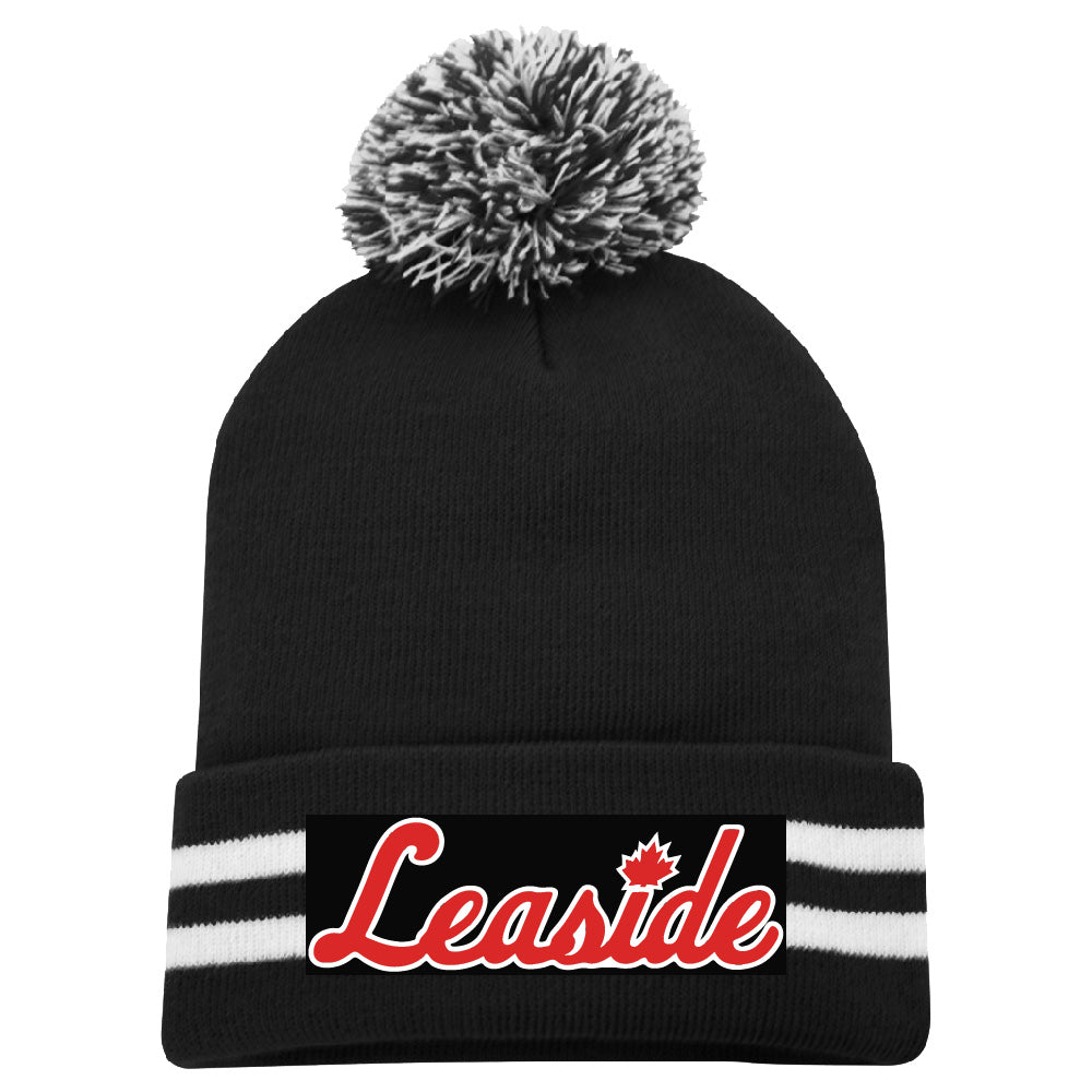 LBA Toque – Knitted, Brimless Baseball Hat