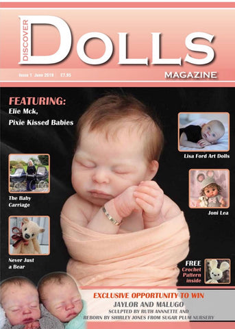 REVISTA DOLL MAGAZINE. 1er EJEMPLAR