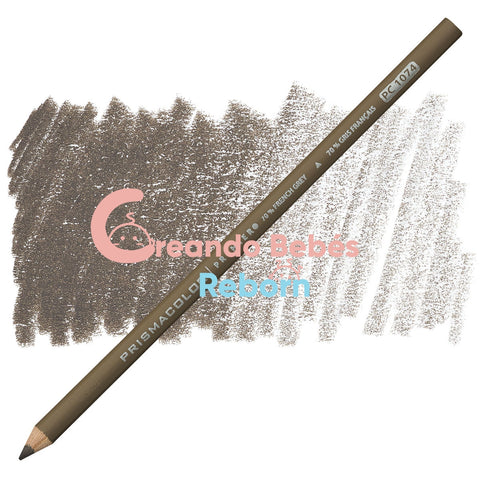Prismacolor French Gray 1074