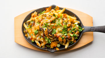 EASY CHEESY LOADED FRIES