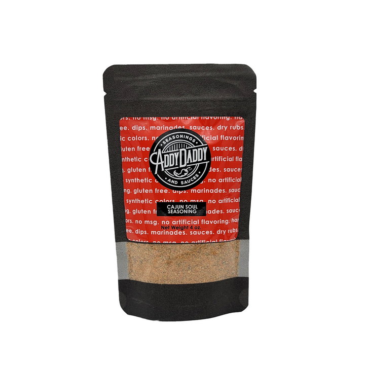 Addy Daddy Cajun Soul Seasoning