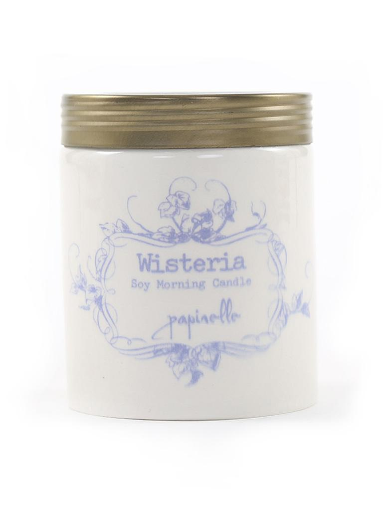 Soy Candle Wisteria