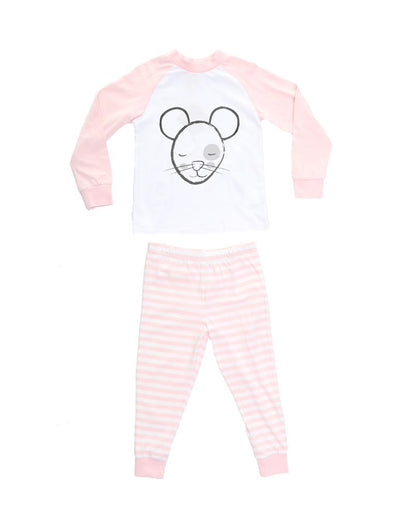 Girls Mouse PJs