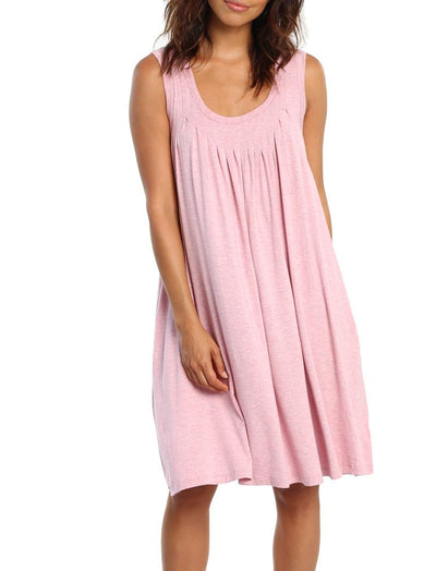 Modal Relax Soft-touch Nightie Dusty Pink