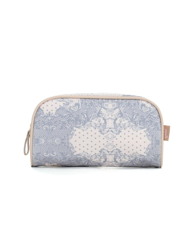 Cosmetic Bag Lacey Dots Small