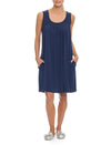Modal Relax Soft-touch Nightie Navy
