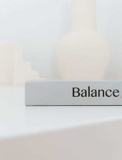 Balance Book - Food, Health + Happiness