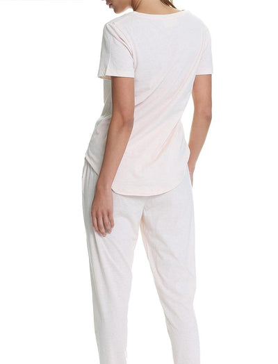 Basic Lounge Pants in Soft Pink