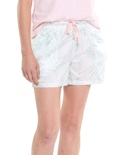 Beverly Palms Long Boxers
