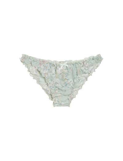 Cherry Blossom Sage Knickers