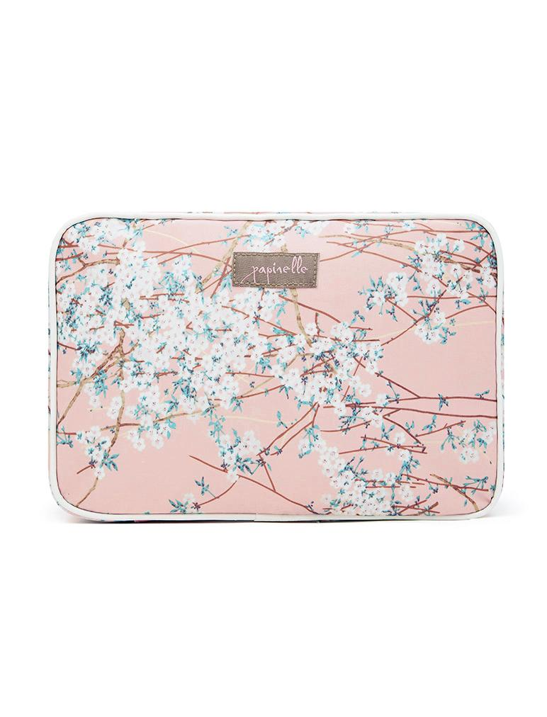 Cherry Blossom Cosmetic Bag Large