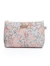 Medium Cosmetic Bag in Cherry Blossom