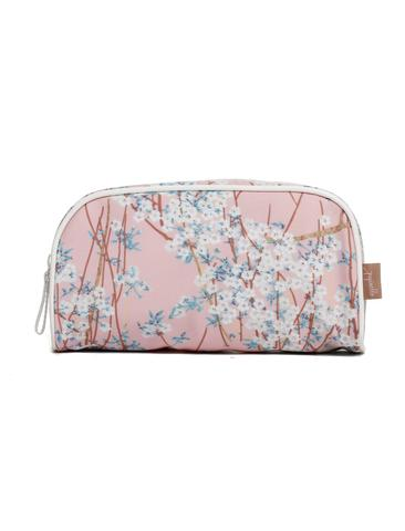 Cherry Blossom Cosmetic Bag Small