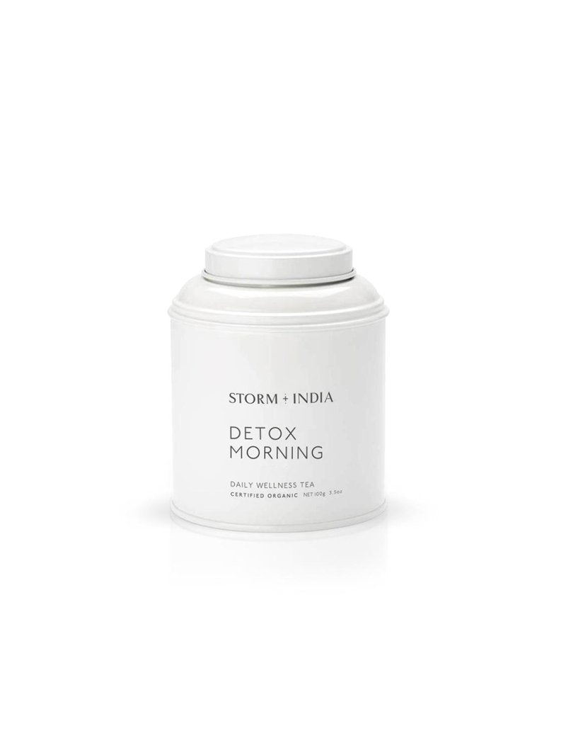 Storm + India Detox Morning Tea