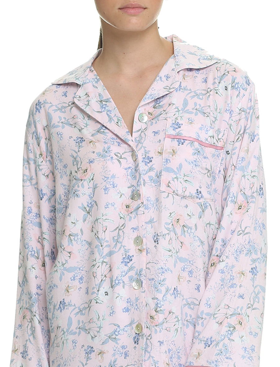 Emmy Brushed Cozy PJ Set
