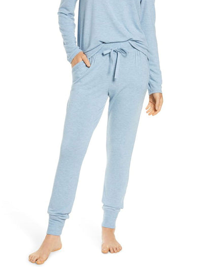 Feather Soft Jogger in Powder Blue