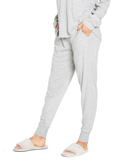 Feather Soft Grey Jogger Pant