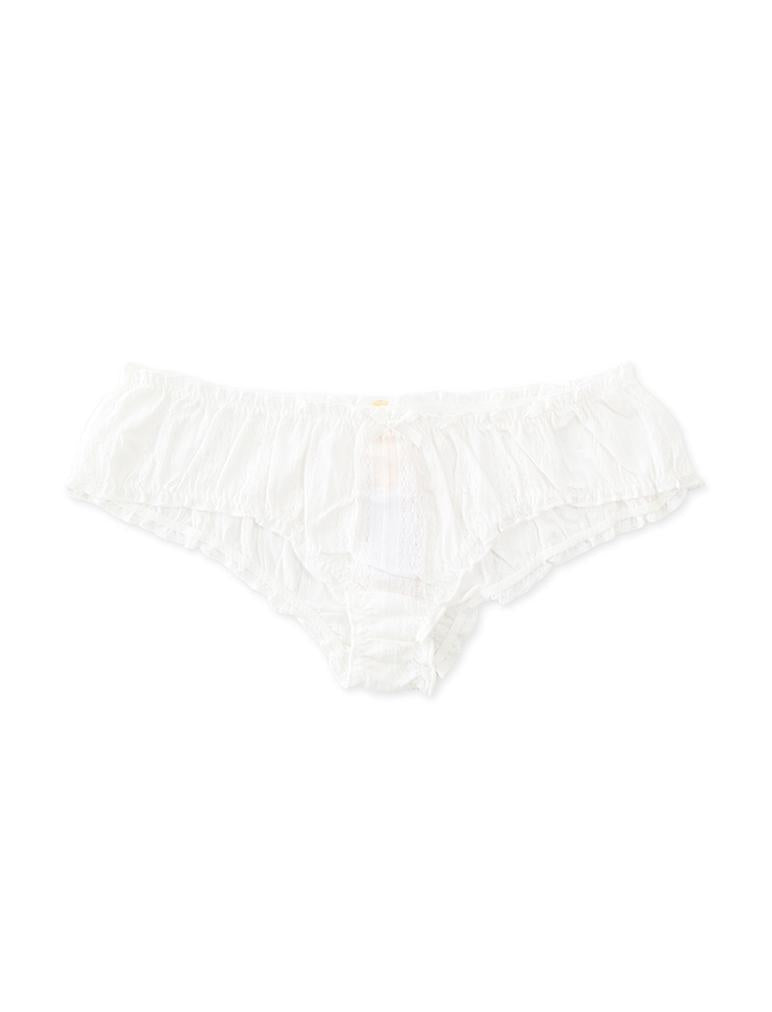 Frenchy White Knicker