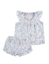 Girls Ellie Flutter Cami & Boxer Set