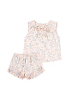 Girls Pixie Peach Swing Cami & Boxer Set