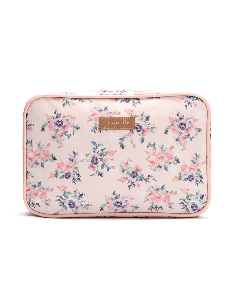 Iggy Pink Large Fold Out Cosmetic Bag