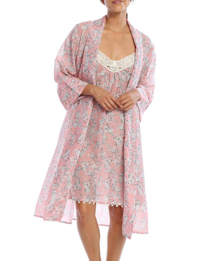 Isabelle Pink Nightie