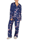 Jardin Navy Full Length PJ