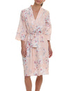 Jardin Rose Mid-Length Robe