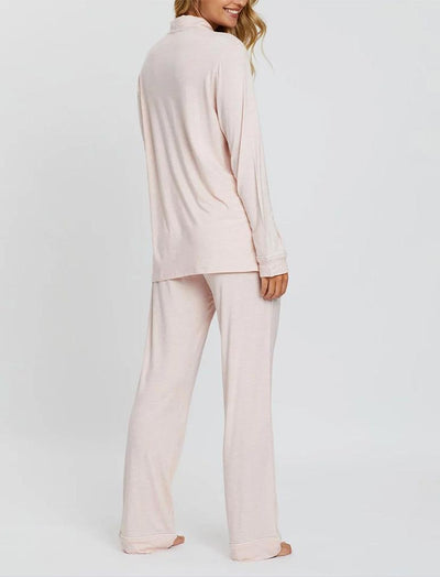 Modal Kate PJ Set, Rose