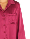 Merlot Pure Silk Pyjamas