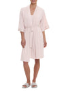 Modal Soft Robe, Rose