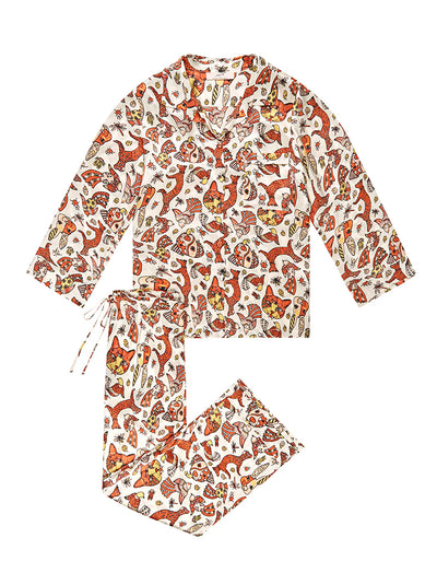 Karen Walker Animal Magic Full Length PJ
