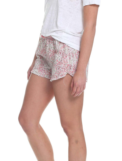 Pixie Floral Frilled Boxer