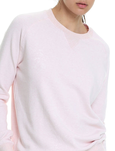 So Soft Fleecy Sweat in Light Pink