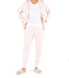 So Soft Narrow Jogger in Blush