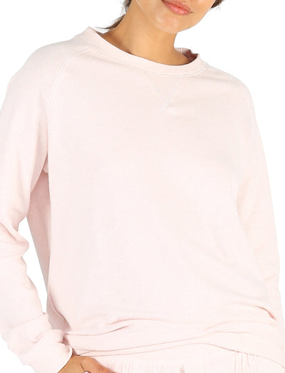 So Soft Pullover in Blush