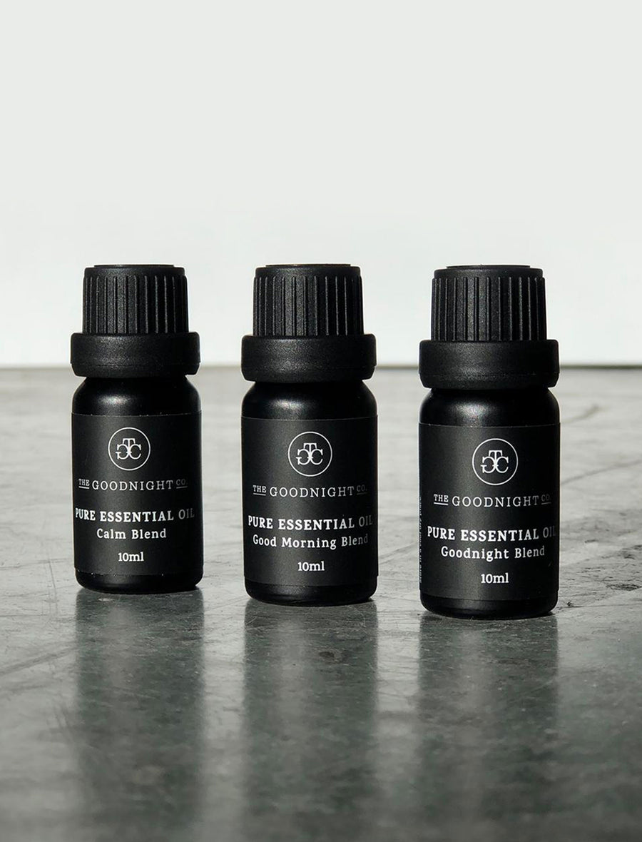 The Goodnight Co Essential Oil Trio