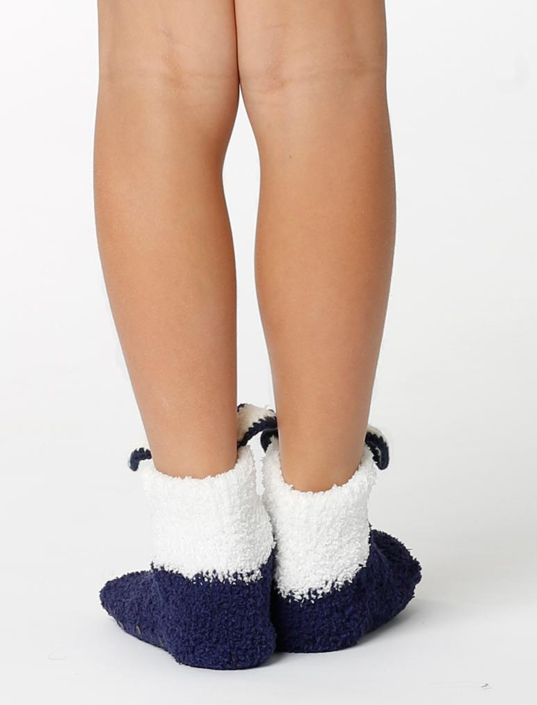 Boys Fluffy Bed Socks