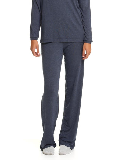 Modal Lounge Pants in Navy Marl