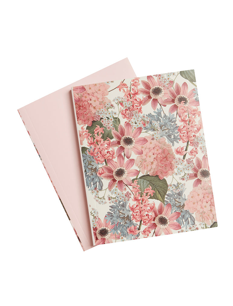 Papinelle Notebook, Paloma Pink