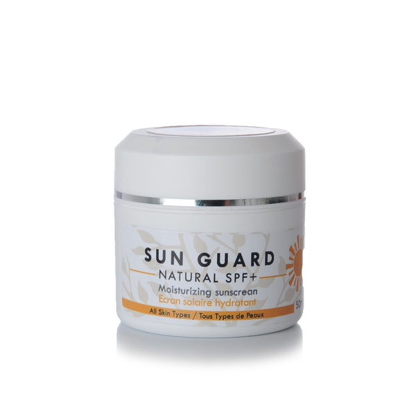 Sun Guard cream natural SPF+