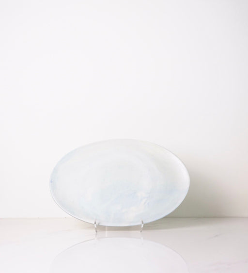 SLATE MARBLE SMALL OVAL PLATTER
